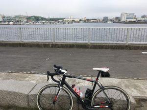 船橋港親水公園 ロングライド