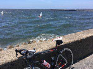 稲毛海浜公園 自転車
