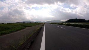 筑波 ロードバイク