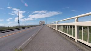 三国橋 ロードバイク ロングライド
