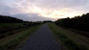 利根運河 サイクリングロード ロードバイク
