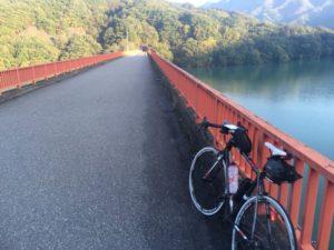 草木湖 ロードバイク
