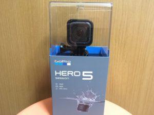 GOPRO HERO5 Session アクションカム
