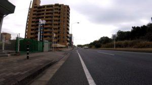 自転車 国道14号