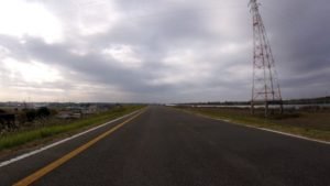 印旛沼サイクリングロード 利根川印旛沼サイクリングロード