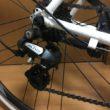 GIANT クロスバイク ワイヤー交換