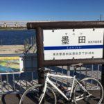クロスバイクで上野まで 自転車店の初売りセールをめぐる