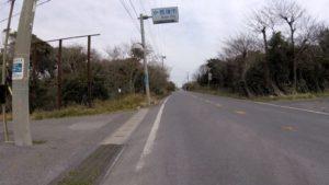 九十九里ビーチライン ブルべ 自転車