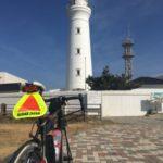 今年初のブルべ 千葉県の袖ヶ浦海浜公園~犬吠埼の往復200kmライドへ