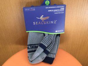SEALSKINZ サイクルエキスポ