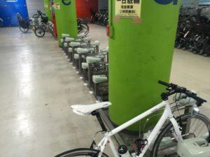 御徒町 駐輪場 自転車