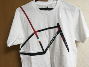 ユニクロ Tシャツ コルナゴ