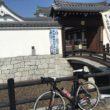 利根川サイクリングロード 関宿城