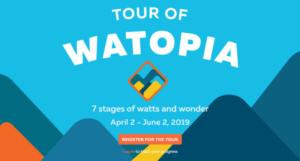 Tour of Watopia 2019