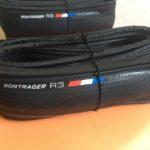 ボントレガーの新モデルのタイヤを購入