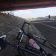 江戸サイ 熱中症 サイクリングロード
