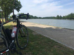 熱中症 夏 自転車