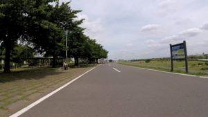 江戸川サイクリングロード 柴又