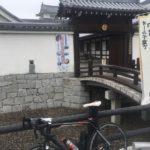 微妙な天気の中、いつもの江戸川サイクリングロードへ