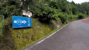 白石峠 ヒルクライム ロードバイク