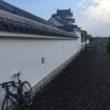 江戸川サイクリングロード 関宿 折り返し