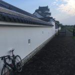 早朝の涼しい内に江戸川サイクリングロードへ