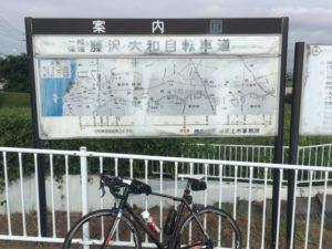 藤原・大和自転車道 境川サイクリングロード