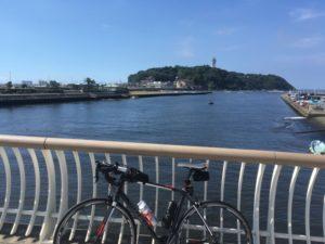 江の島 自転車 ロードバイク 箱根