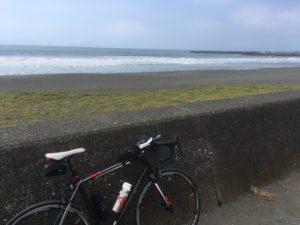 海 茅ヶ崎 ロードバイク