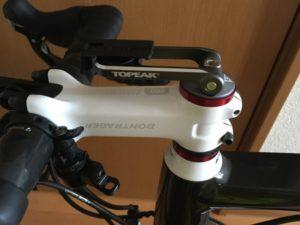 トピーク スマホ マウント 自転車