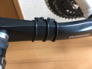ガーミン ケイデンスセンサー クロスバイク