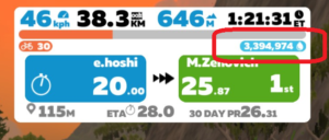 ZWIFT 仮想通貨 Drops