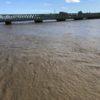 台風19号 荒川