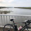 手賀沼 サイクリングロード ロードバイク