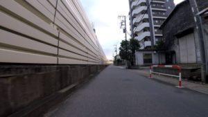 国道14号 自転車 抜け道 京葉道路わき