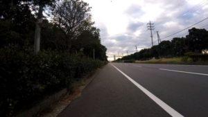 千葉船橋海浜線 15号 自転車
