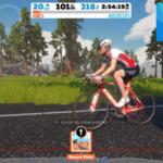 ZWIFT100kmトレーニング