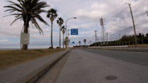 袖ヶ浦海浜公園 駐車場 自転車