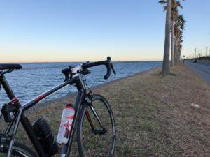 袖ヶ浦海浜公園 自転車