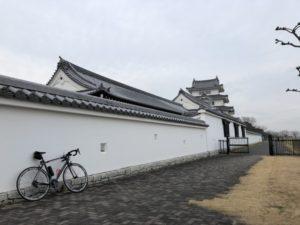 江戸川サイクリングロード 関宿