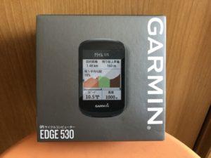 Edge 530 ガーミン ロードバイク