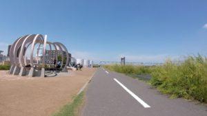 ロードバイク 江戸サイ 自粛