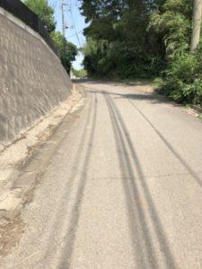 手賀沼 ロードバイク 坂