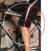 ロードバイク 膝 角度