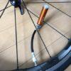 自転車 携帯ポンプ airbone エアーボーン