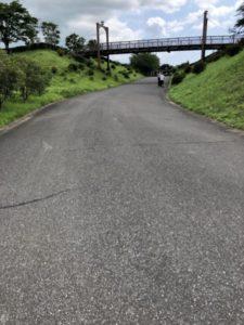 下総運動公園 ロードバイク 練習