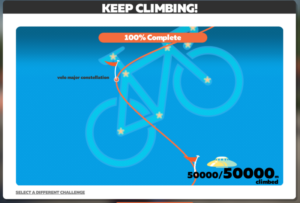 Climb Mt.Everest ZWIFT