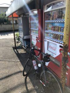 熱中症 ロードバイク 水分補給