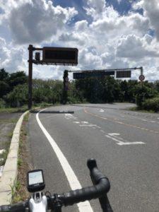 筑波 表筑波スカイライン ロードバイク