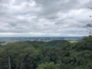 太平山 ヒルクライム 景色